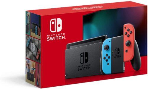 大人気のゲーム機で大盛りあがり!「Nintendo Switch」