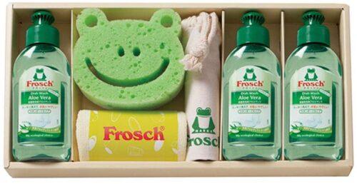家計に嬉しい結婚内祝い「キッチン洗剤ギフト」