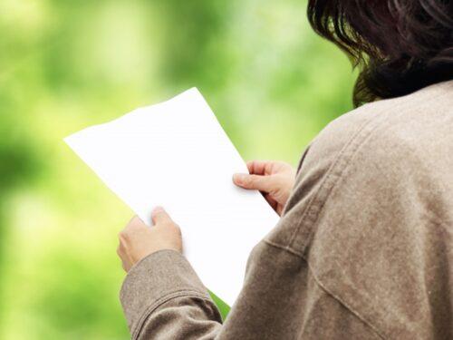 婚姻届を書く際に注意したいポイント